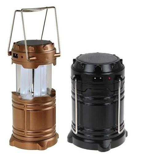 Solar Lantern With Mobile Charging Output