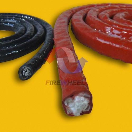 Silicone Coated Fiberglass Rope