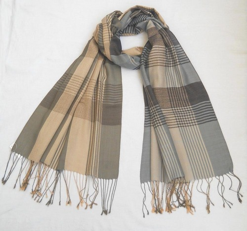 Silk Wool Shawl (908060)