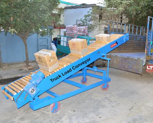 Box  Loading Conveyor