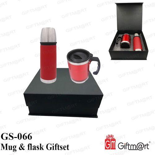 Gift Set With Flask And Mug