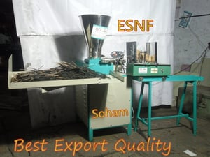 Color Raw Incense Making Machine