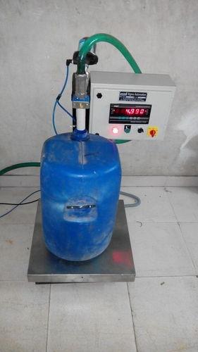 Plastic Container Liquid Filling Machine