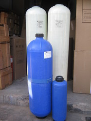 Frp And Lldpe Vessel