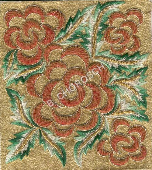 Embroidery Zardosi Work