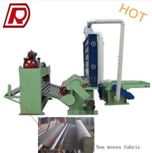 Needle Punching Machine for Non Woven Fabric