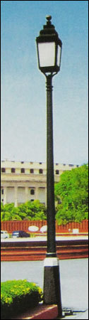 Palace Post Top Lamp