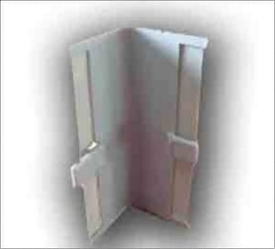 PVC Covering Angle