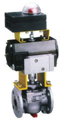 Robust Actuator Valve