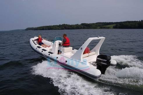 Liya 22 Feet Rib Boat