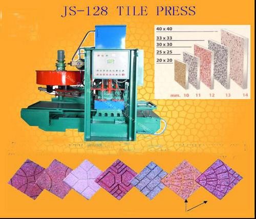 Terrazzo Tile Making Machinery