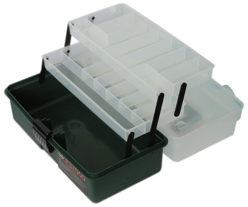 Plastic Fishing Tackle Boxes