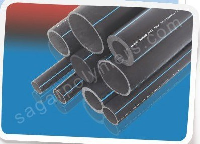 Hdpe Pipes - SAGAR POLYTECHNIK LTD , PLOT NO  2819-26, LODHIKA GIDC