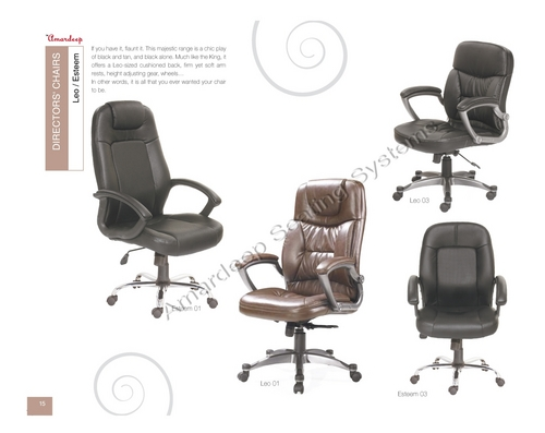 Cushioned Seats