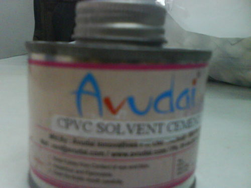 High Grade Cpvc Solvent Cement