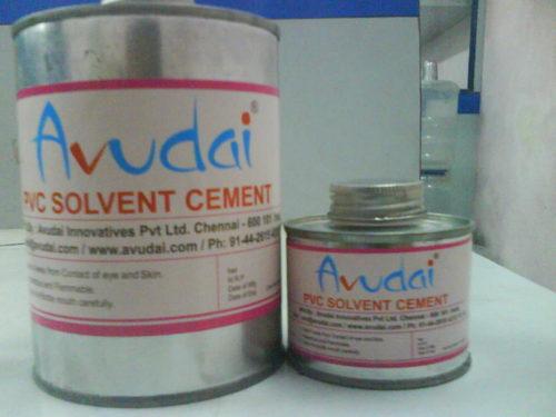 Pvc Plastic Solvent Cement