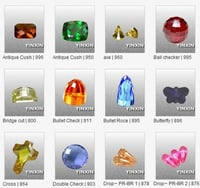 Synthetic Beads CZ
