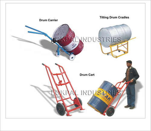 Drum Cart And Cradle