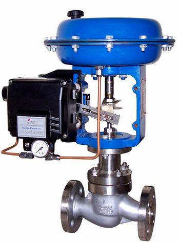 Robust Control Valves