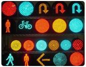 Electronic Traffic Signal
