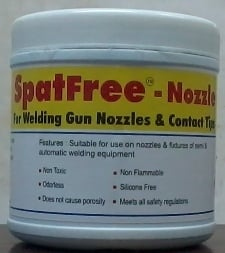 Anti Spatter Nozzle Gel for Welding Torch Nozzles