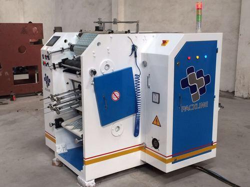 Alumimium Foil Lid Punching Machine
