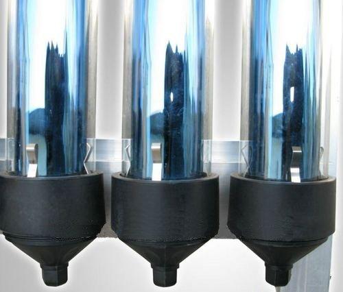 Three-Target Vacuum Tube