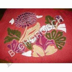 Silk Embroidered Fabrics