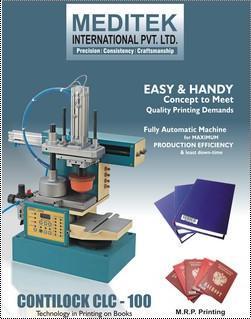 Mrp/Revised Mrp Printing Machine