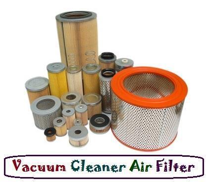Vaccum Cleaner Air Filters