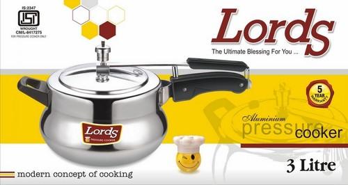 Pressure Cookers (Lords Haandi Cooker)