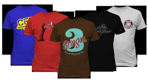 Trendy Printed T-Shirts