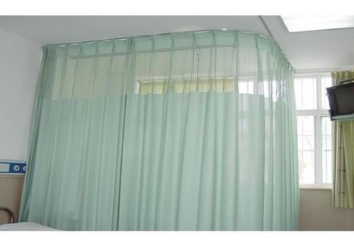 Permanent Fire Flame Retardant Hospital Curtain Fabric