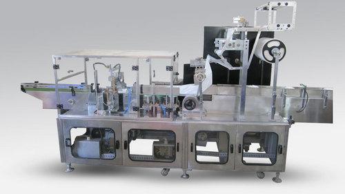 Automatic Horizontal Flow Wrapping Machine (Jet-Fw-03)