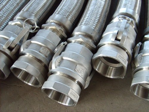 Metal Bellows And Camlock Couplings