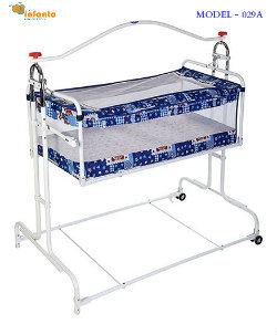 Compact Cradle Dlx (Extra Height)