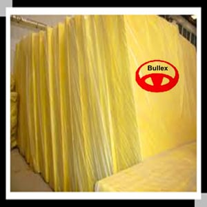 Glass Wool Roof Insulation Batts