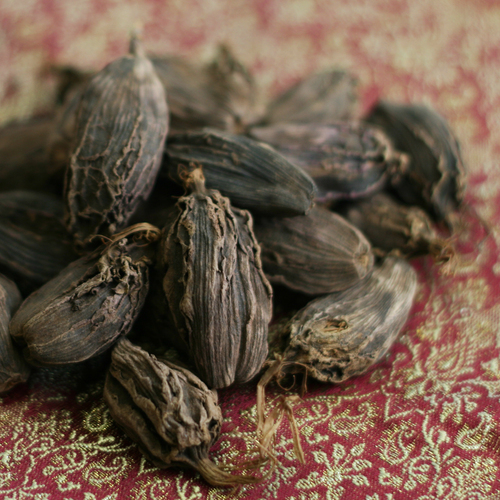 Black Cardamom found in Sikkim