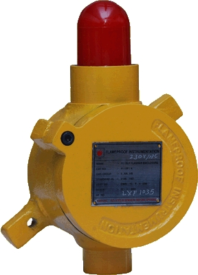 Flameproof LED Flasher/Beacon