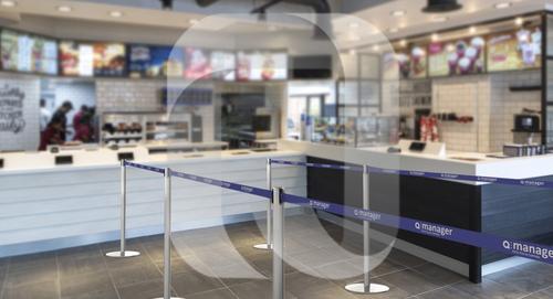 Malls Queue Management