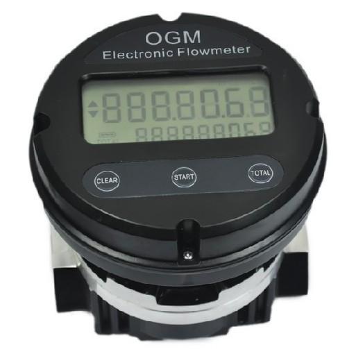 Precise Digital Oil Flow Meter