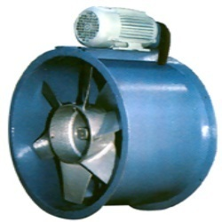 Belt Drive Axial Flow Fans