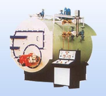 Oil Fired Packaged Boiler