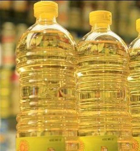 Crude Soyabean Oil