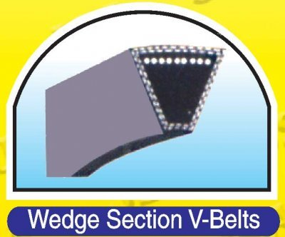 Wedge Section in  New Area