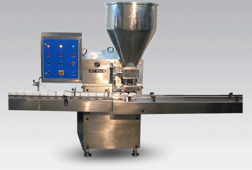 Automatic Two Head Honey Filling Machine