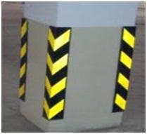 High Quality Piller Guards
