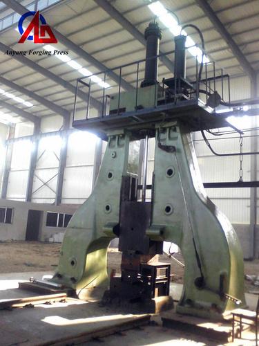 Hydraulic Open Die Forging Hammer Single Arm Type