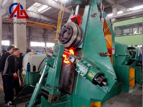 Wheel Rolling Machines and Lines
