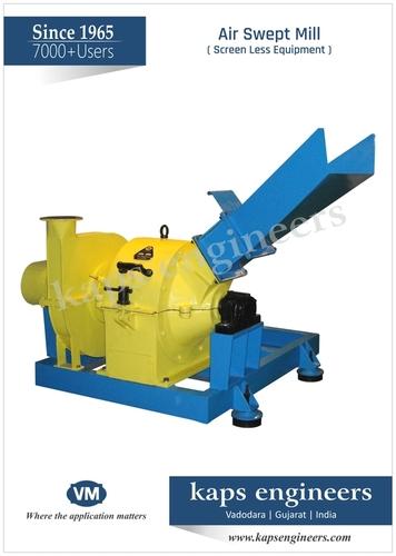 Screenless Air Swept Mill